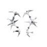 freedom flock earrings