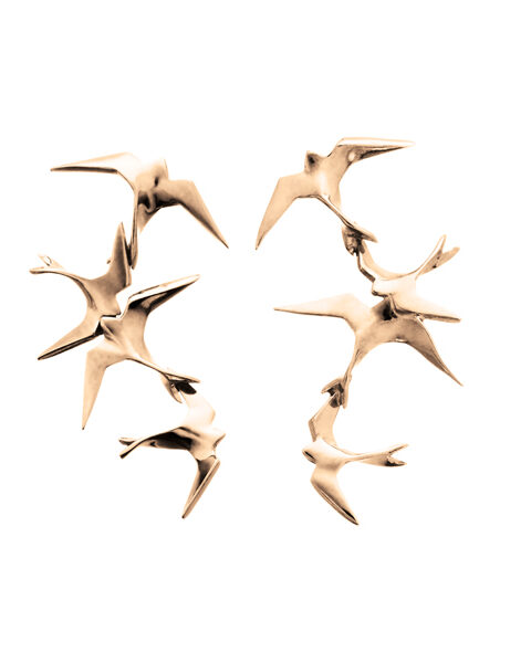 freedom flock earrings hyrv
